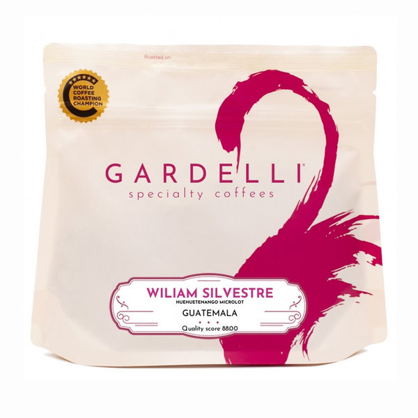 "Gardelli ""WILLIAM SILVESTRE"" - Guatemala  250 gr"